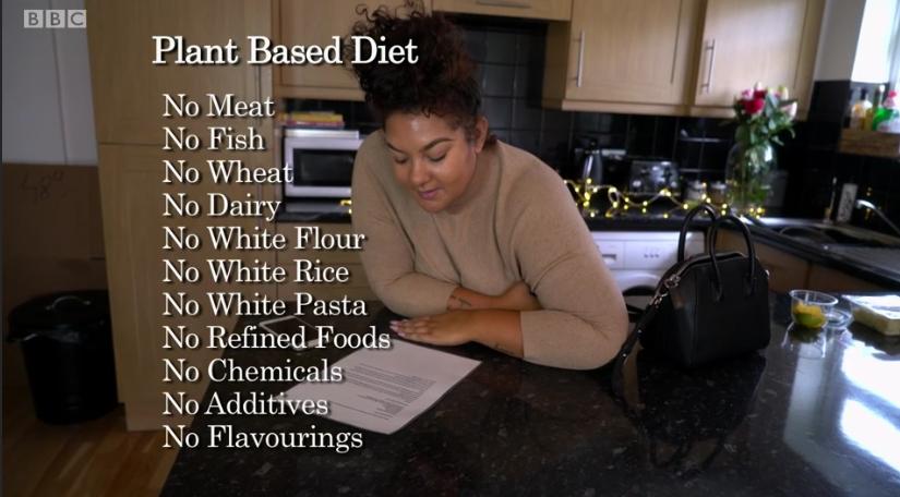 bbc clean eating