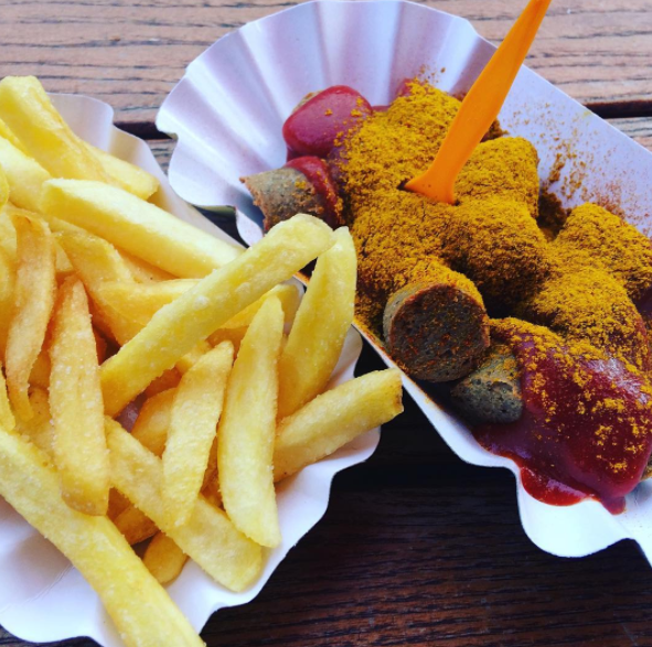 vegan currywurst berlin