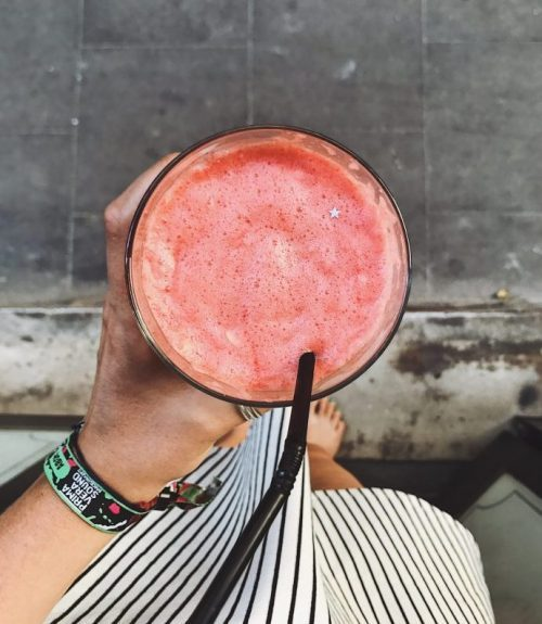 Watermelon Crush // a refreshing watermelon crush drink for those hot summer days
