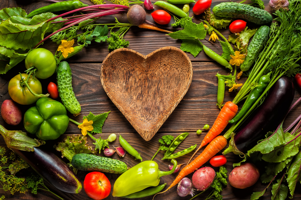 Plant-Based Diet May Lower Risk of Heart Attack, Research Suggests