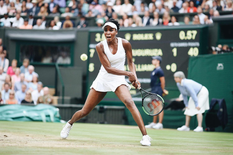 Plant-Based 'Powerhouse' Venus Williams in Wimbledon Final