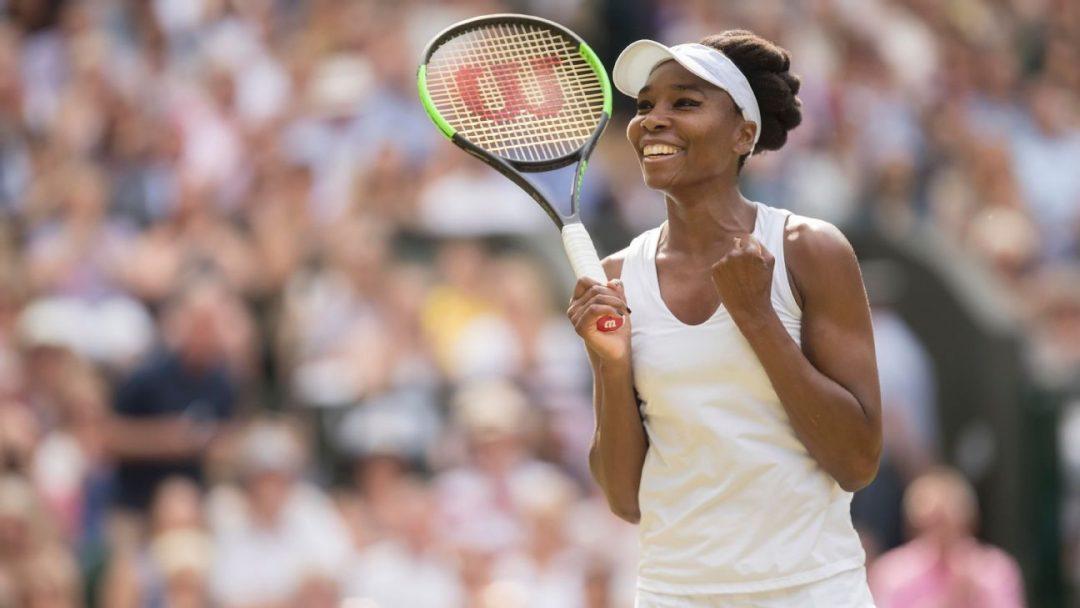 Venus Williams Plant Based Athlete