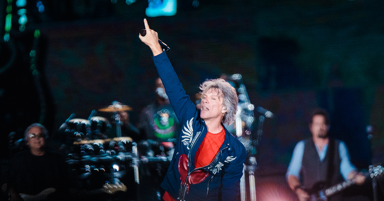 Bon Jovi's Clothes Line 'Hart N Dagger' Ditches Leather Thanks to PETA