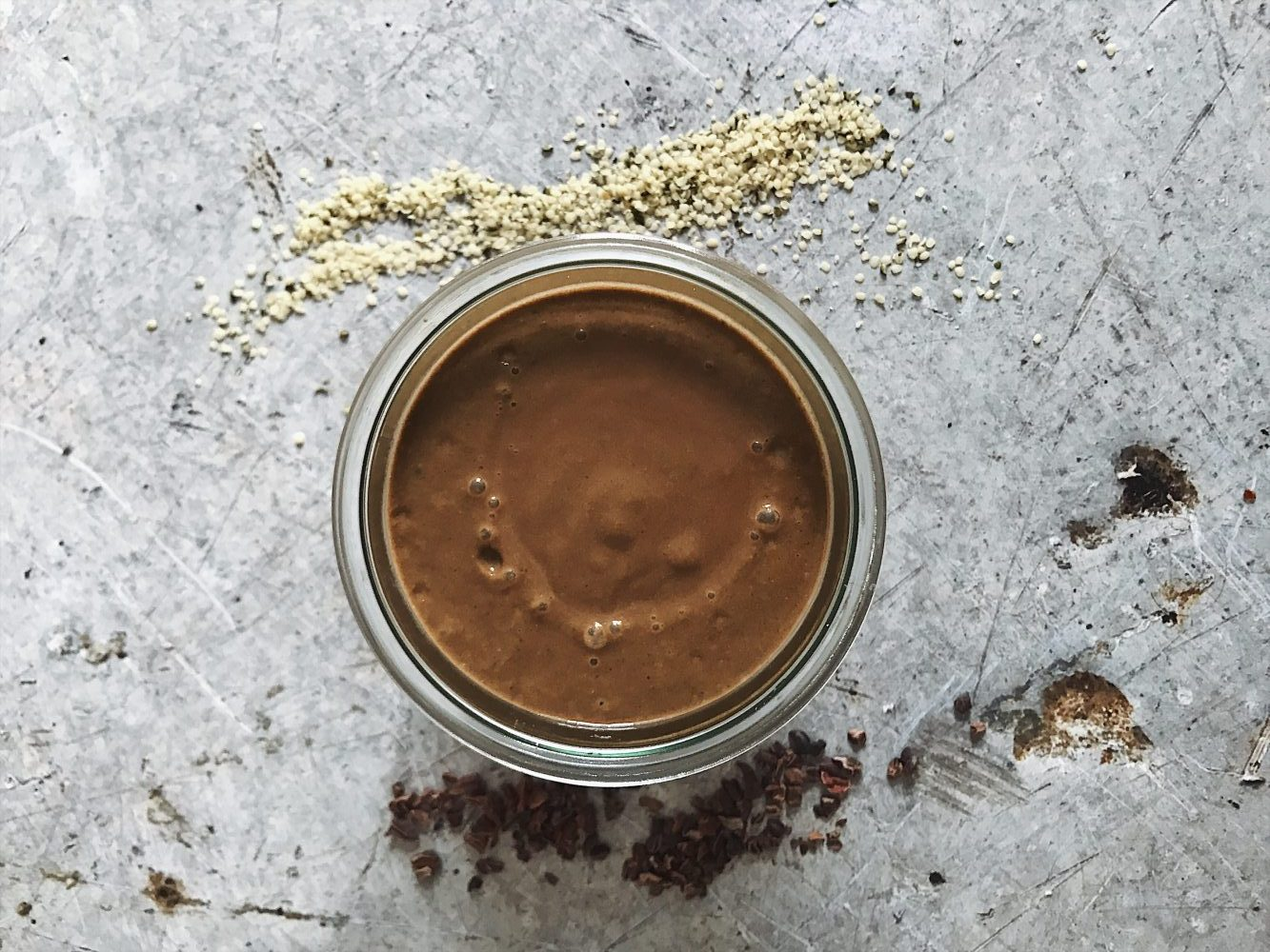Hidden Veg Chocolate Smoothie