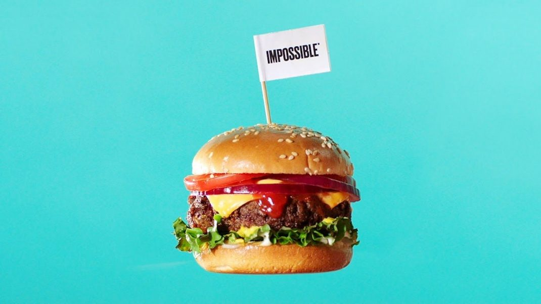 New Vegan Impossible Burgers With Vegan Buns Arrive at Umami Burger