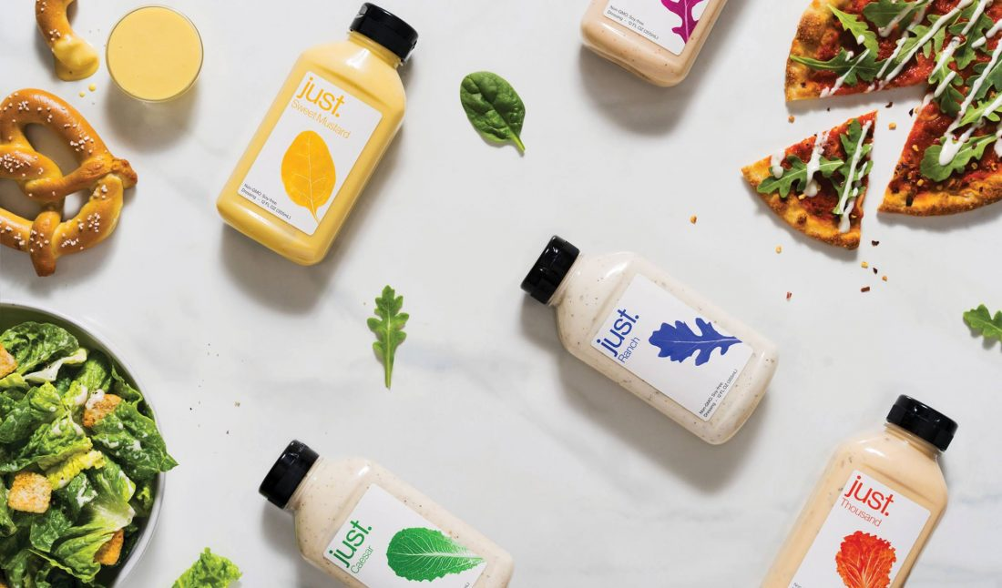 Vegan Mayo and Egg Brand 'JUST' Opening First Manufacturing Facility in Asia