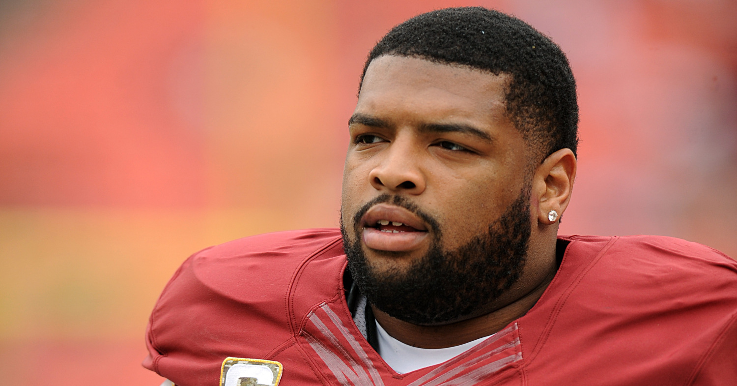Athlete Trent Williams went vegan after watching What the Health.