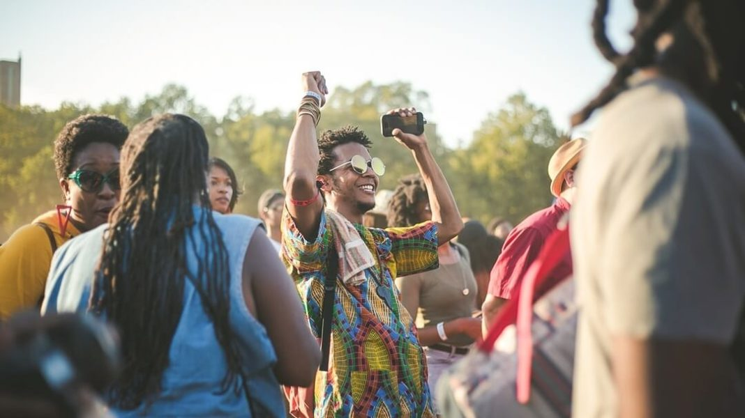 Shambala Festival Banned Meat, Milk, and Glitter to Help Save the Planet