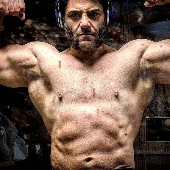 Patrik Baboumian is the World's Strongest Vegan