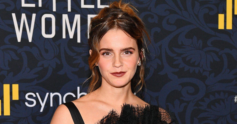 Emma Watson Opts for Vegan Fashion Brands on 'Beauty & the Beast' World Tour