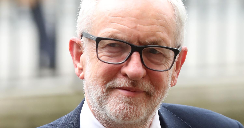 Jeremy Corbyn might be vegan