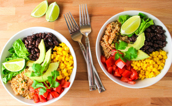 Quinoa-Burrito-Bowl