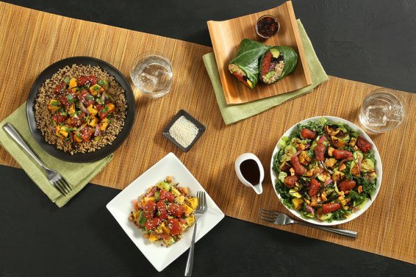 Vegan Tuna Dishes
