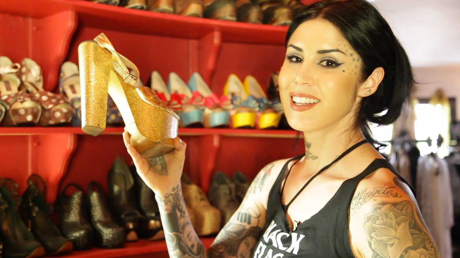 Kat Von D Announces 28 Vegan Shoe Styles in Upcoming Footwear Range