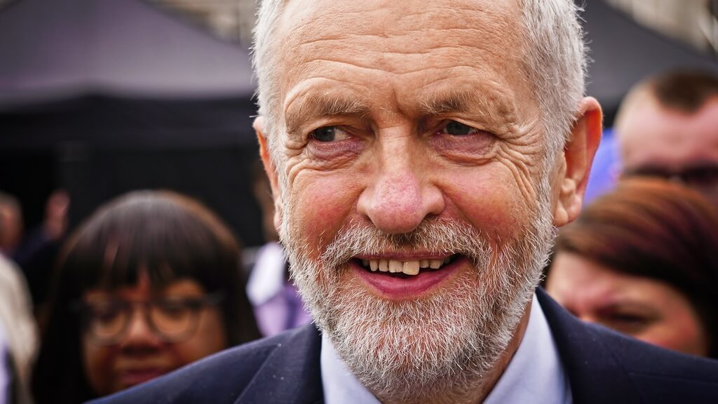 Jeremy Corbyn Says He Is Eating More Vegan Food