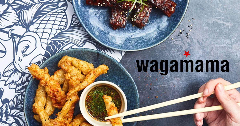 Wagamama to Launch Amazing New Vegan Menu!