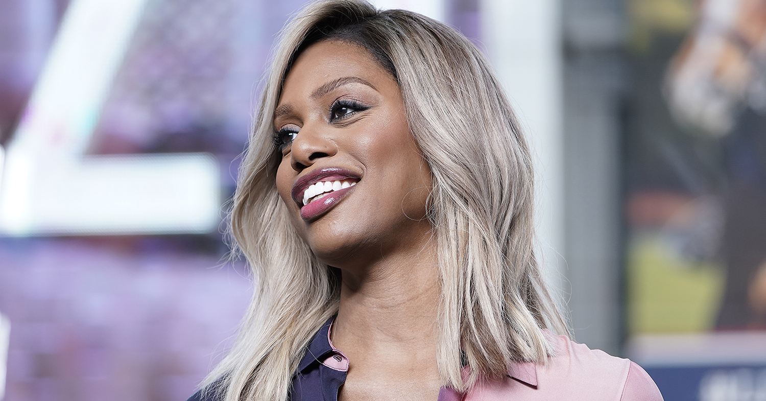 Is The Entire Cast of OITNB Going Vegan? Laverne Cox Is Latest to Ditch Meat & Dairy