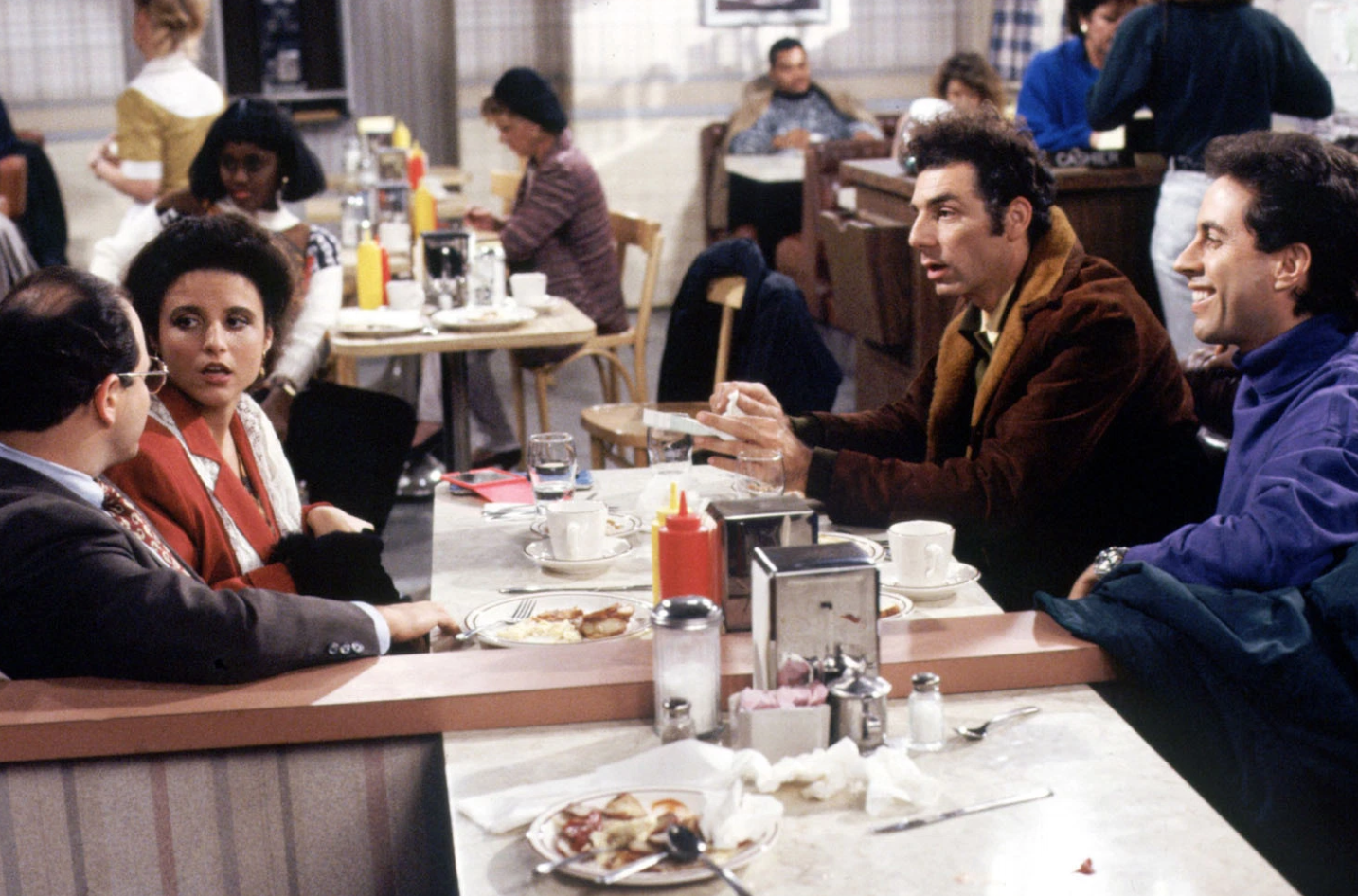 What's the Deal With...a Vegan Seinfeld Restaurant in Scotland?