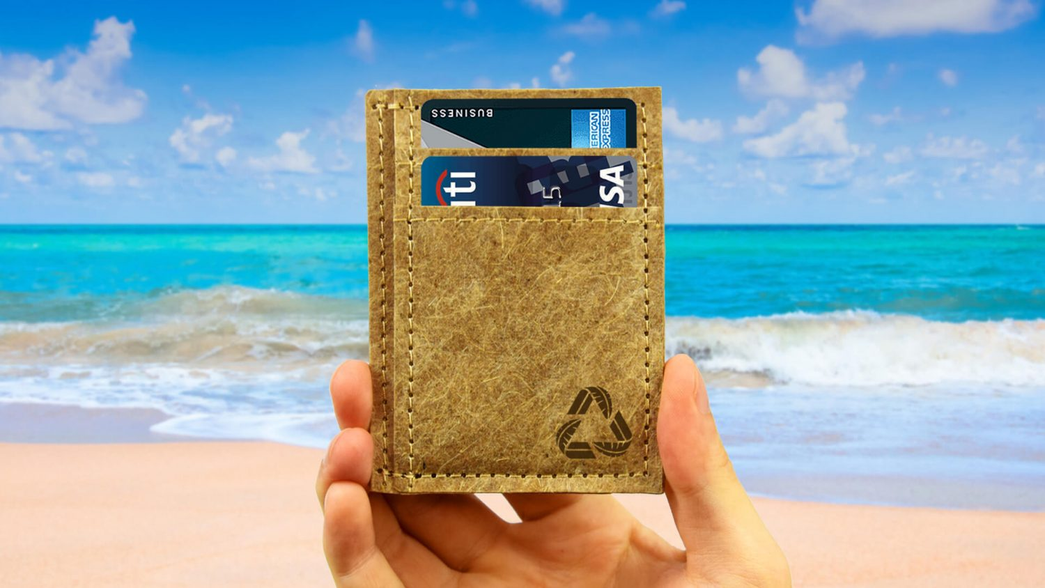 Company Creates Eco-Friendly Vegan Wallets From Banana Trees