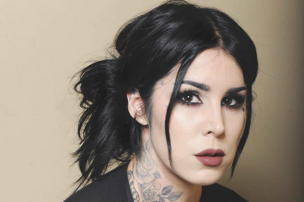 Kat Von D Shames Cosmetics Brand S