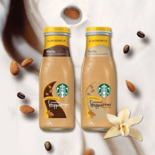 Starbucks Frappuccinos Are Now Vegan And At Target