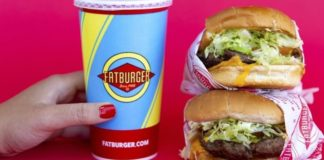 fatburger daiya cheese