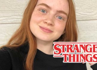'Stranger Things' Star Sadie Sink Is a Happy Vegan