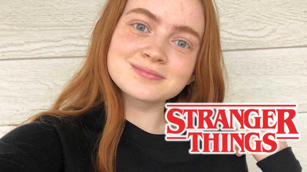 'Stranger Things' Star Sadie Sink Is a Happy Vegan