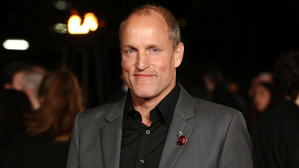 Woody Harrelson Credits Vegan Diet for His High Energy Levels