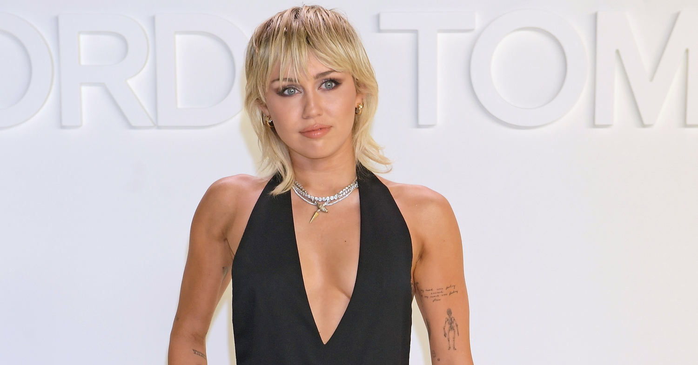 Vegan Queen Miley Cyrus Partners With Footwear Brand Converse