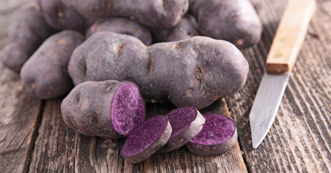 Eating Purple Sweet Potato Shown to Reduce Bowel Cancer Risk