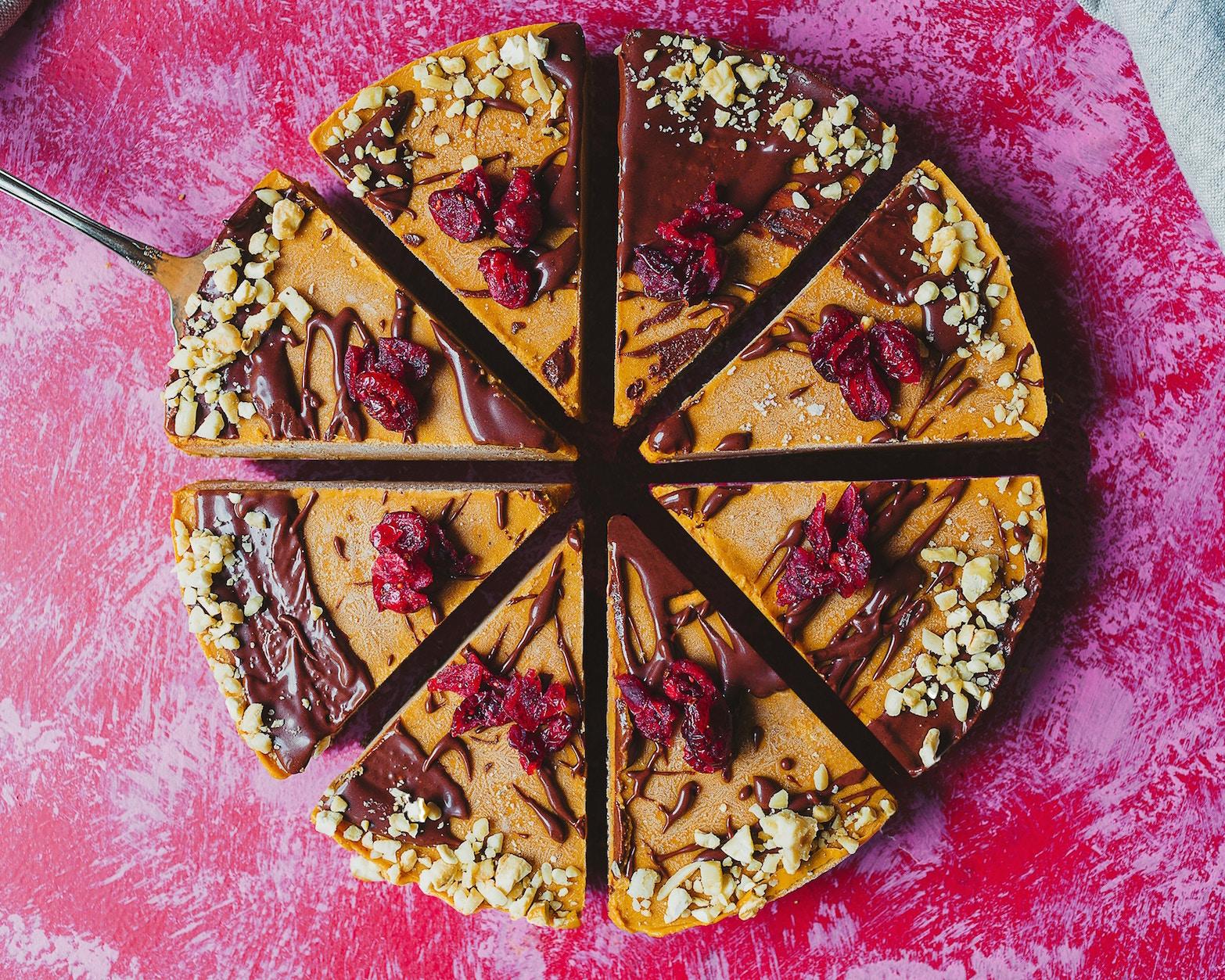 Vegan Sweets Set to Be Top Dessert Trend in 2018