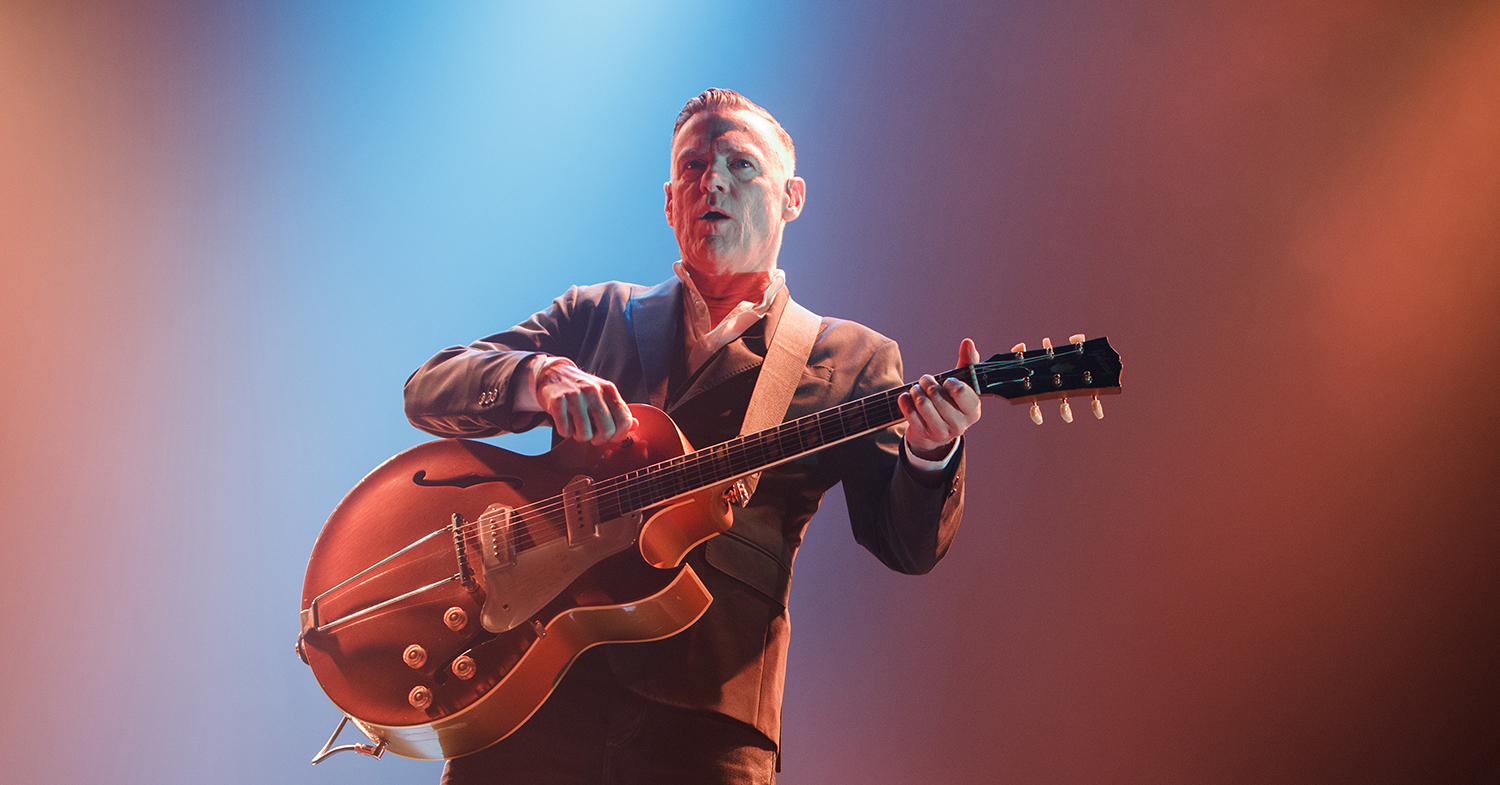 Bryan Adams Promotes Veganism to Millions of Fans in Latest Facebook Post