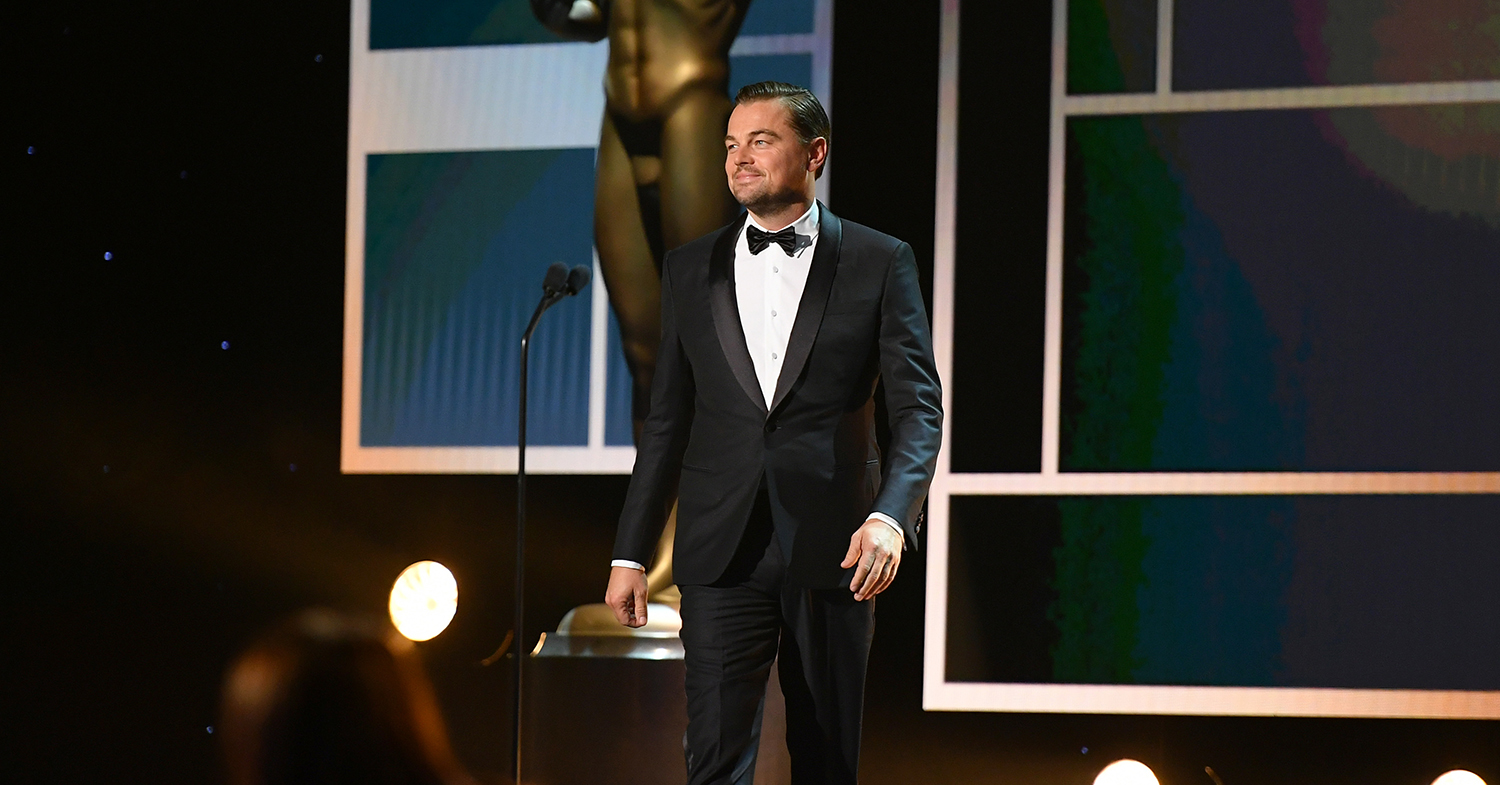 """Leonardo DiCaprio Asks Fans to """"Save The Elephants"""" and End Ivory Poaching"""