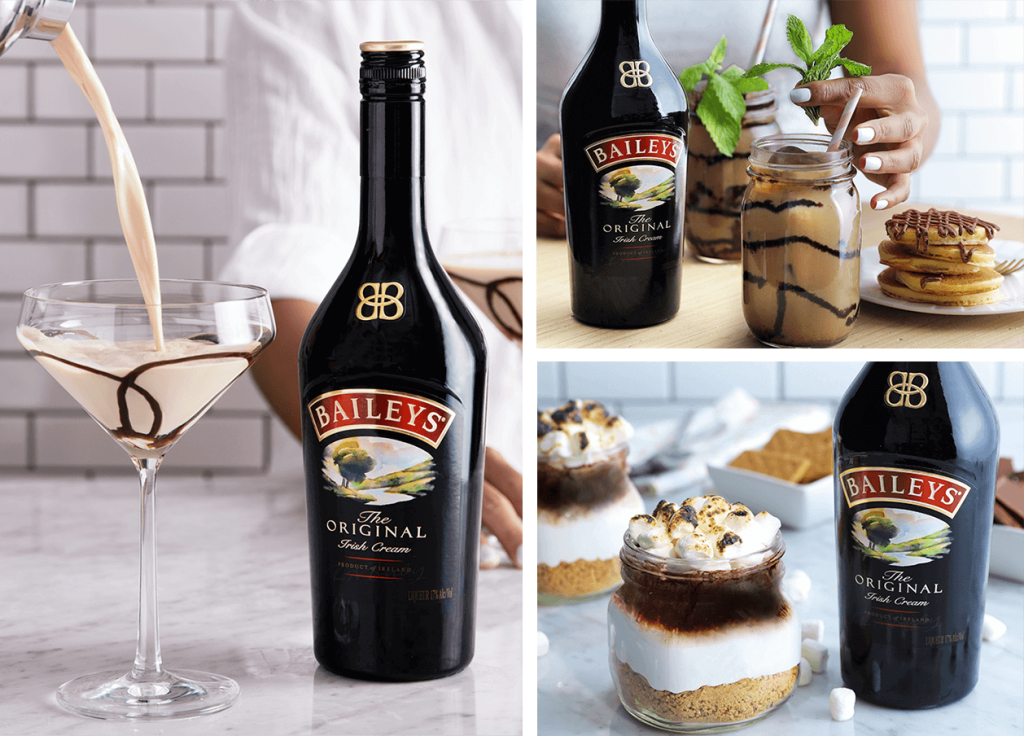 Vegan 'Cream' Liqueur Almande Contributes to Sales Spike for Baileys