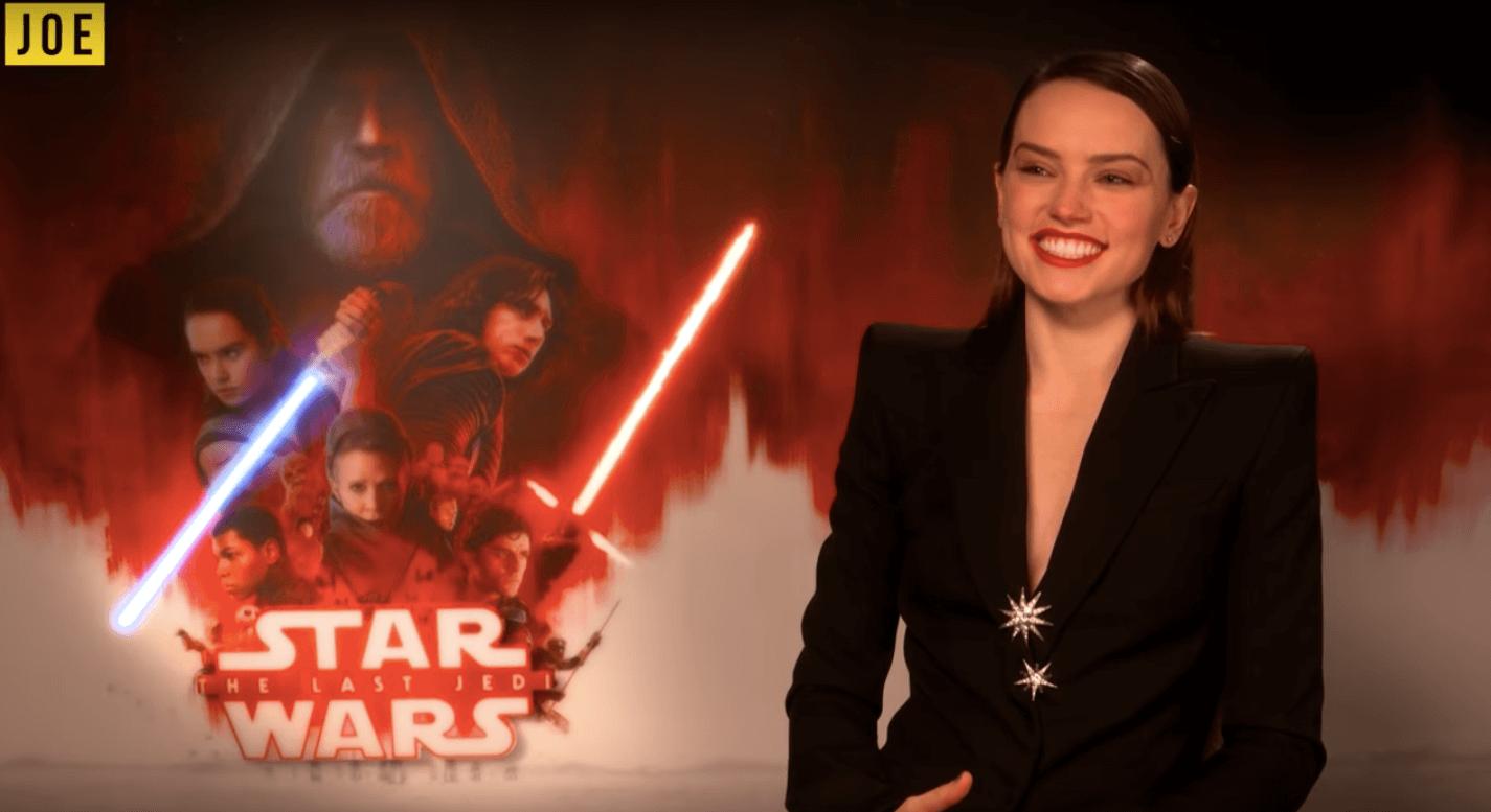 'Star Wars' Hero Rey is a Very Hungry Vegan (Like All Good Jedis)