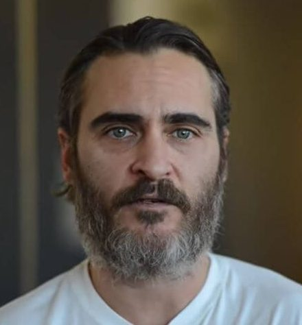 Joaquin Phoenix Discusses Why He Went Vegan Nearly Forty Years Ago