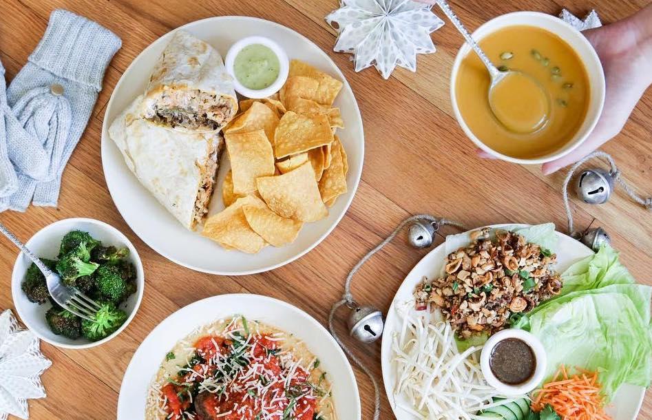 Veggie Grill Launches New Vegan Winter Menu