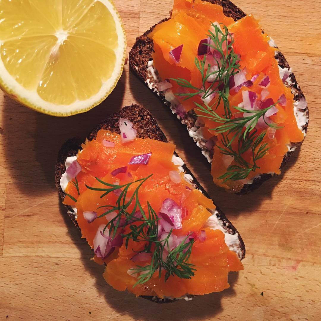9 Ways You Can Still Eat Salmon on a Vegan Diet