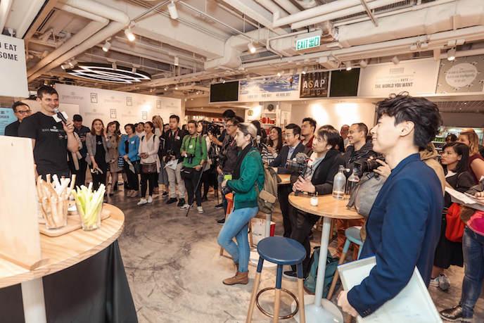 JUST Launches Vegan Mung Bean Egg Scramble in Asian Market