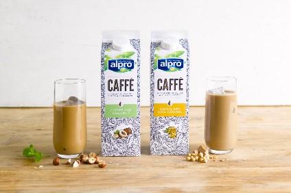 Vegan Brand Alpro Launches Chilled Coffee Range