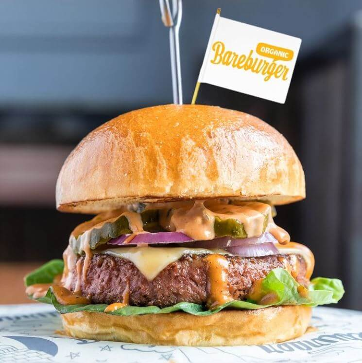 bareburger beyond meat