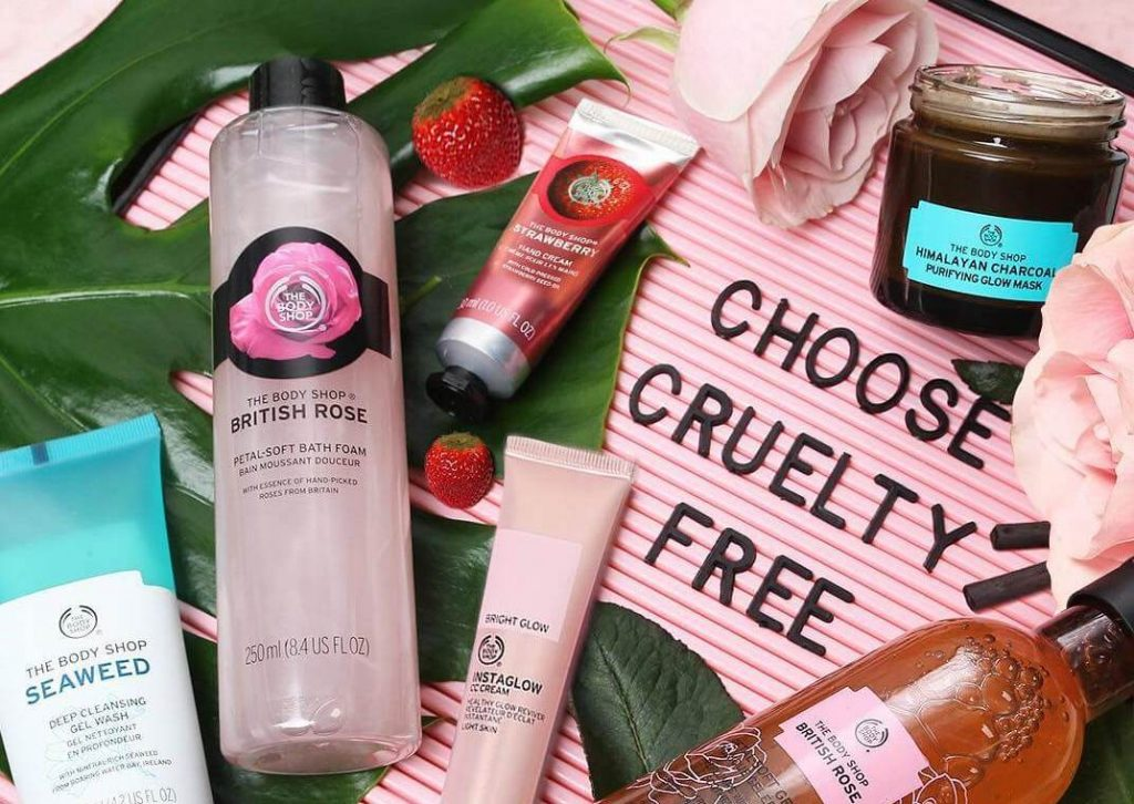The Body Shop Takes Biggest Anti Animal Testing Campaign in History to the UN