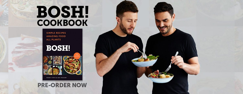 Vegan Cookbook By Bosh Lands On Amazon Top Seller List