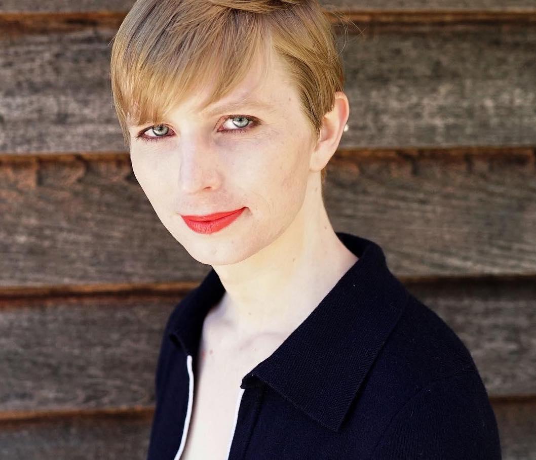 Former U.S. Soldier Chelsea Manning 'Leaks' 2018 Vegan Cooking Resolution