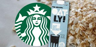 Starbucks Vegan Drinks Can Now Be Made With Oat Milk