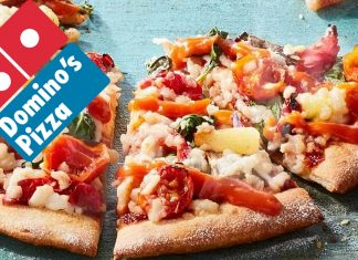 Domino's Australia Launches Its 4th Vegan Pizza Due to Popular Demand