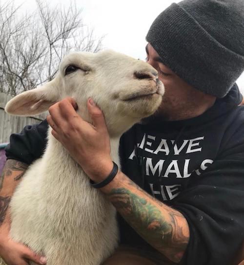 FreedomRescue Goat