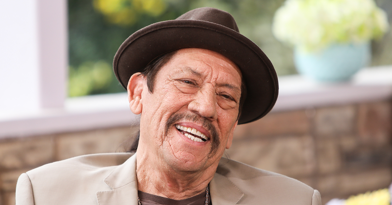 Actor Danny Trejo Urges Followers to Pledge Support for No-Kill Animal Shelters