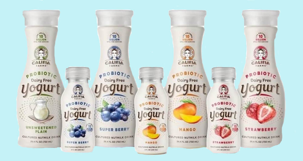 califia farms yogurt